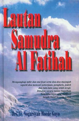 Cover Buku Lautan Samudra Al Fatihah