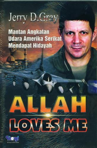 Cover Buku Allah Loves Me