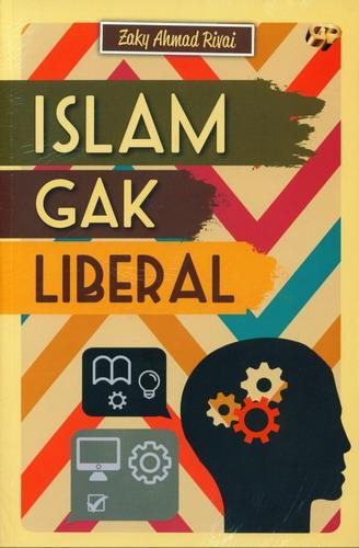 Cover Buku Islam Gak Liberal