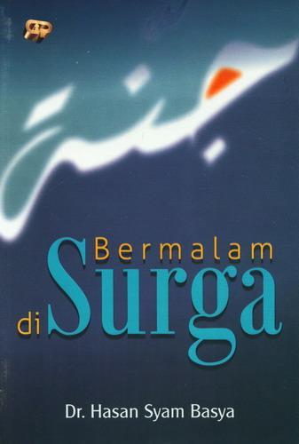 Cover Buku Bermalam di Surga