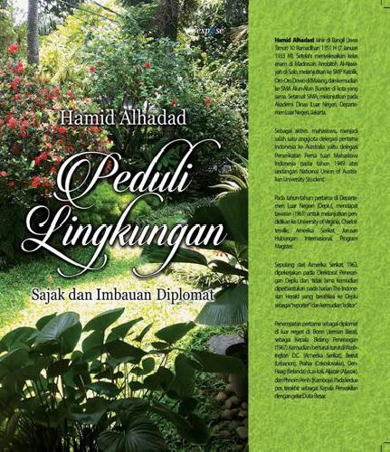Cover Buku Peduli Lingkungan