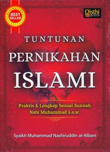 Cover Buku Tuntunan Pernikahan Islami
