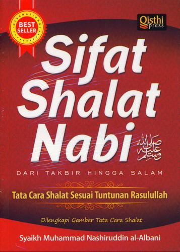 Cover Buku Sifat Shalat Nabi