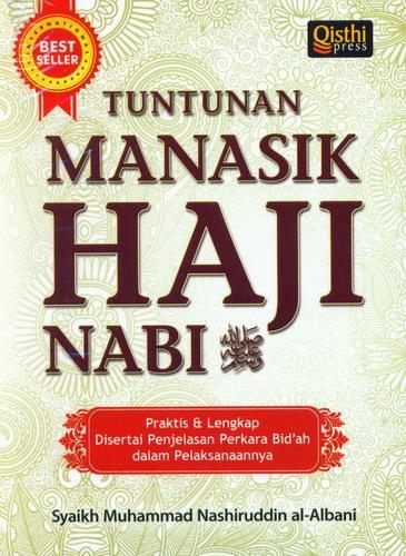 Cover Buku Tuntunan Manasik Haji Nabi