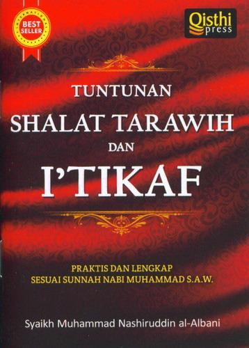 Cover Buku Tuntunan Shalat Tarawih dan Itikaf