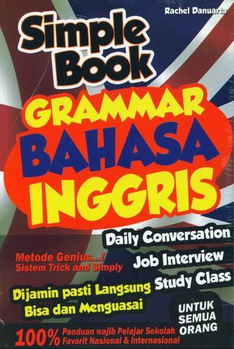 Cover Buku Simple Book Grammar Bahasa Inggris