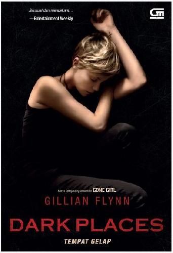 Cover Buku Dark Places - Tempat Gelap (Buku Murah)