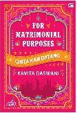 Chicklit: For Matrimonial Purposes - Cinta Kan Datang (Cover Baru)