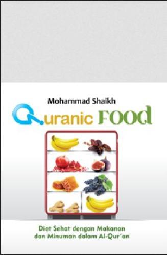 Cover Buku Quranic Food