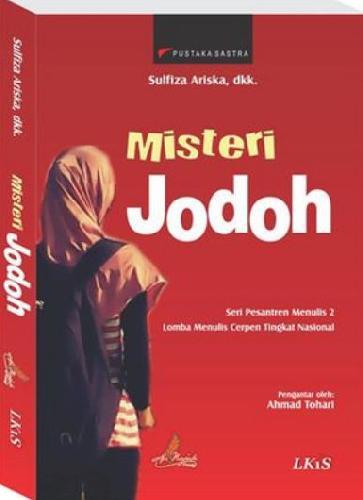 Cover Buku Misteri Jodoh