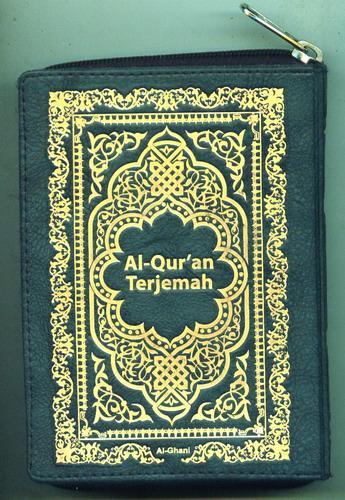 Cover Buku Al-Ghani : Mushaf Al-Quran Terjemah Kecil Res