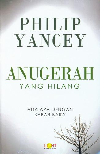 Cover Buku Anugerah yang Hilang