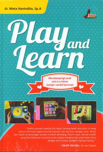 Cover Buku Play And Learn