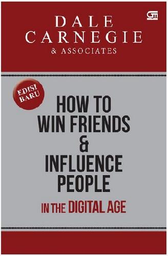 Cover Buku How to Win Friends and Influence People in the Digital Age (CU Revisi)