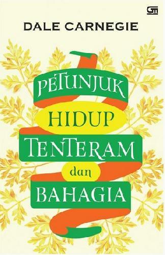 Cover Buku Petunjuk Hidup Tenteram dan Bahagia (CU Revisi)