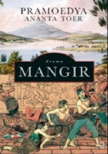 Cover Buku Drama Mangir (Cetak Ulang)
