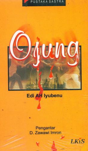 Cover Buku Ojung. cerita tentang hujan