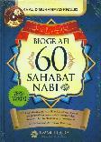 Biografi 60 Sahabat Nabi [Bonus CD Buku] - Hard Cover