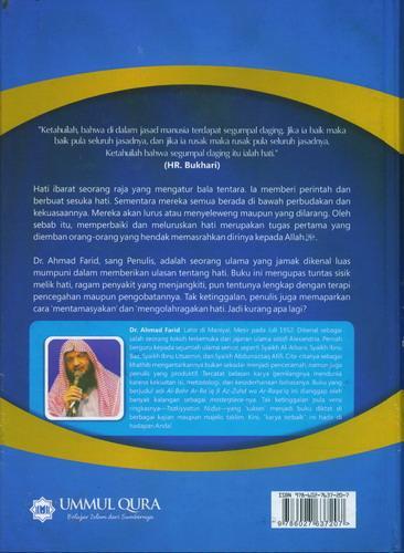 Cover Belakang Buku Penyucian Jiwa Dalam Islam (Hard Cover)