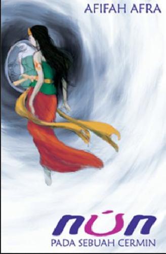 Cover Buku Nun Pada Sebuah Cermin