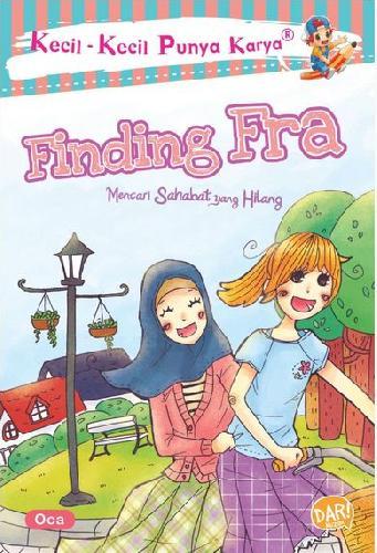 Cover Buku Kkpk: Finding Fra