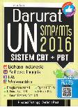 Darurat UN SMP/MTS 2016 Sistem CBT + PBT