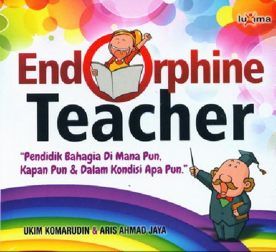 Cover Buku Endorphine Teacher