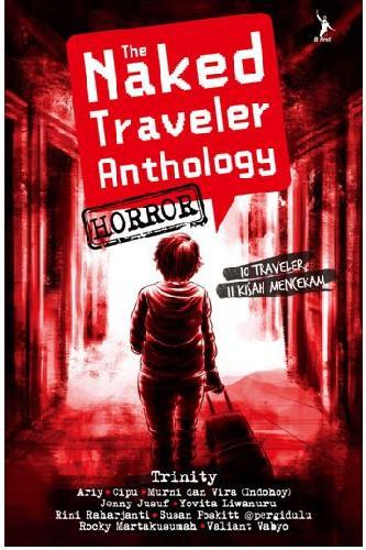 Cover Buku The Naked Traveler Anthology Horror