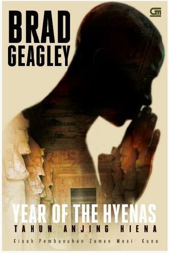 Cover Buku Year of The Hyenas - Tahun Anjing Hiena