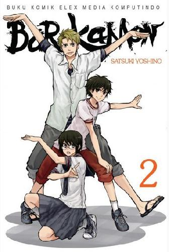 Cover Barakamon 2