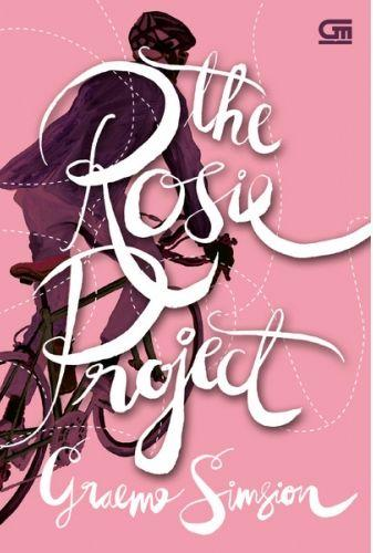 Cover Buku The Rosie Project
