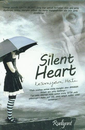 Cover Buku Silent Heart - Kesunyian Hati