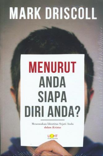 Cover Buku Menurut Anda Siapa Diri Anda