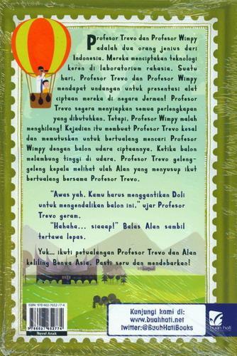 Cover Belakang Buku Benua Asia - Keliling Dunia Bersama Profesor Trevo 1