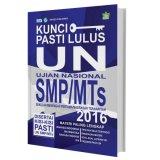 Kunci Pasti Lulus UN SMP/MTs 2016