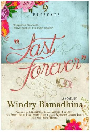 Cover Buku Last Forever