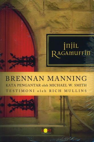 Cover Buku Injil Ragamuffin