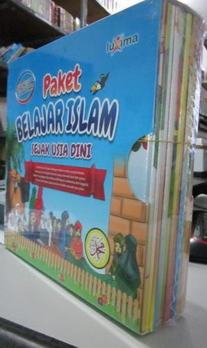 Cover Buku Paket Belajar Islam Sejak Usia Dini