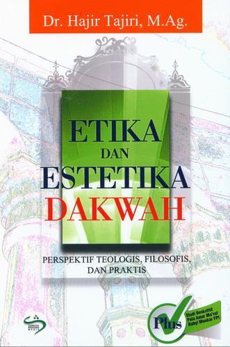 Cover Buku Etika dan Estetika Dakwah