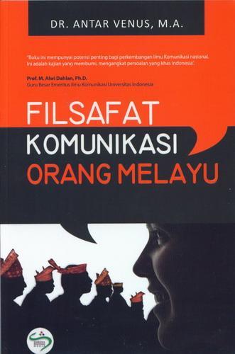 Cover Buku Filsafat Komunikasi Orang Melayu