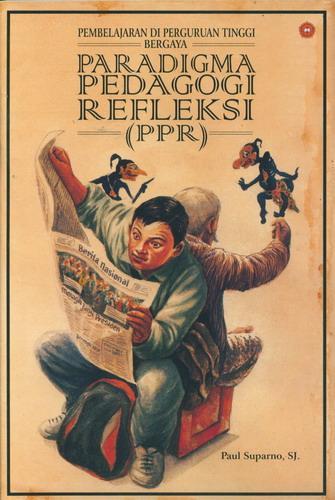 Cover Buku Paradigma Pedagogi Refleksi (PPP)