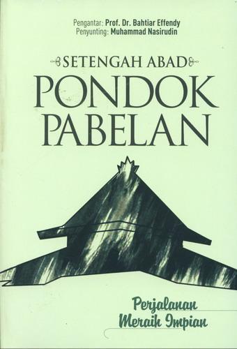 Cover Buku Setengah Abad Pondok Pabelan : Perjalanan Meraih Impian
