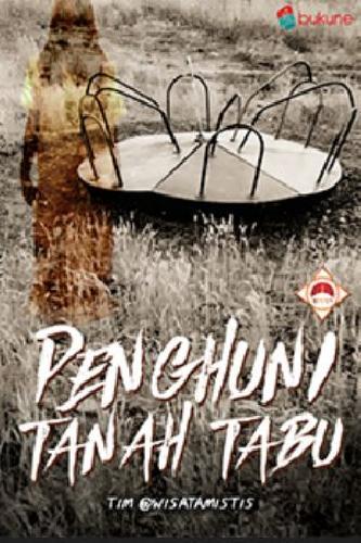 Cover Buku Penghuni Tanah Tabu