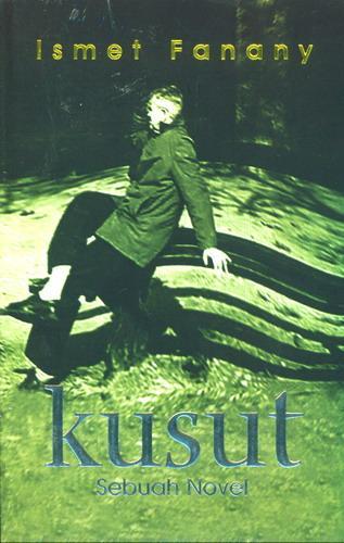 Cover Buku Kusut Sebuah Novel
