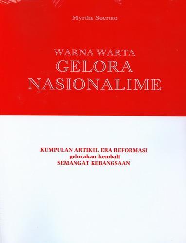 Cover Buku Warna Warta Gelora Nasionalime