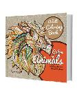 Adult Coloring Book : Color Of Animals