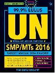 99.9% Lulus UN SMP/MTS 2016 + CD