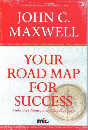 Cover Buku Your Road Map Success