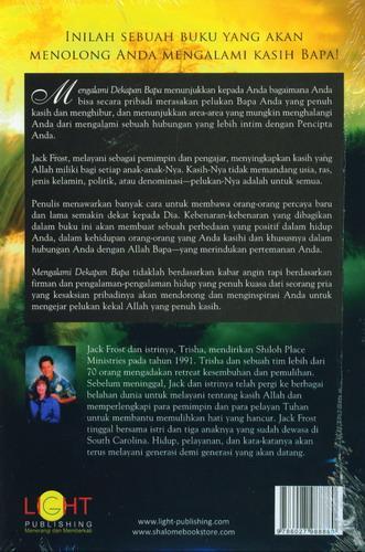 Cover Belakang Buku Mengalami Dekapan Bapa