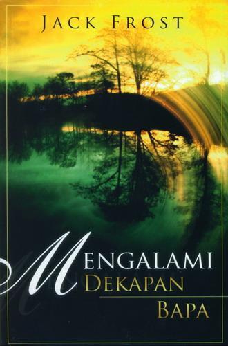 Cover Buku Mengalami Dekapan Bapa